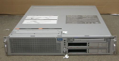 Sun SPARC Enterprise M3000 CA7082-A237 SEWPACA1Z Empty Chassis Only